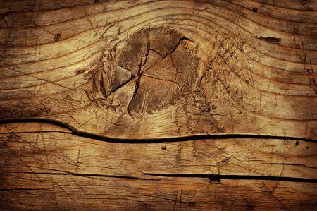 knotting: Molto vecchio legno sfondo
