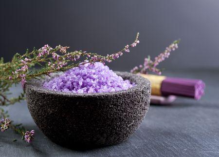 bath salts: Lavender Spa