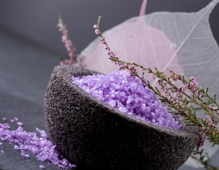 salts: Lavender Spa