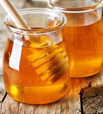 fill up: Honey