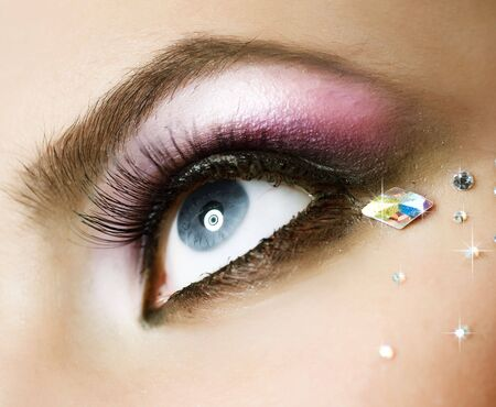 natural make up: Eye Makeup