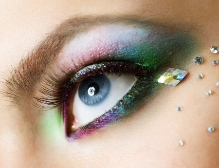 Eye Makeup Stock Photo - 8721925