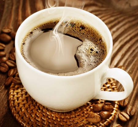 fresh taste: Coffee