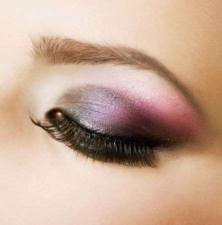 smoky eyes: EYES MAKE-UP