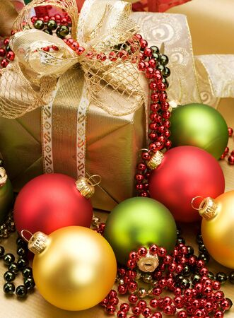 Christmas Gift Stock Photo - 8396937