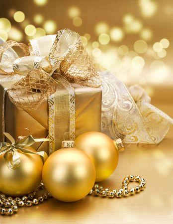 Gift van Kerst mis