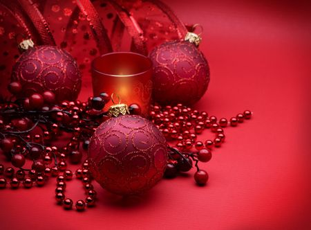 Christmas Background Stock Photo - 8121191
