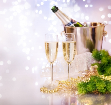 Champagne Stock Photo - 8392295