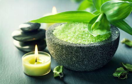 pampering: Lavender Spa