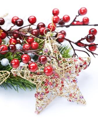 Christmas Decoration border design Stock Photo - 8374905