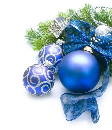 Christmas Decoration border design Stock Photo - 8375033