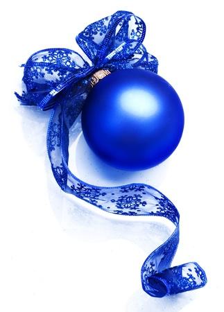 Christmas decoration isolated on white Stock Photo - 8375041