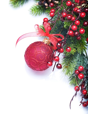 Christmas and New Year Decoration Stock Photo - 8375026
