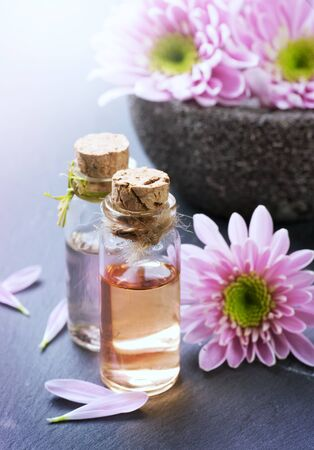 vertical wellness: Spa Essential Oil. Aromatherapy