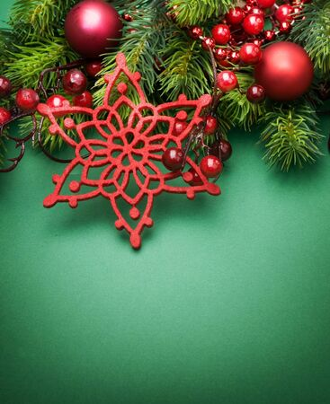 Christmas and New Year Decoration Stock Photo - 9358072