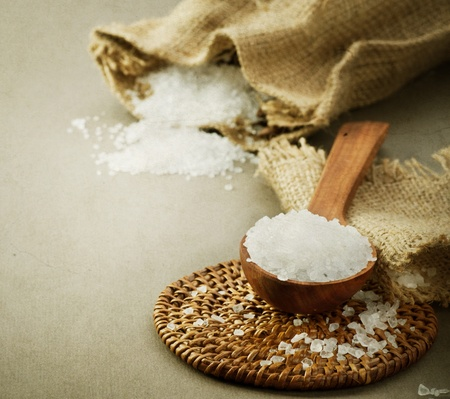 Salt.Natural Sea Salt photo