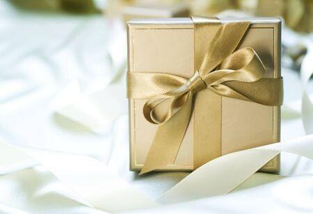 text box: Gift box
