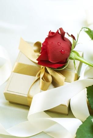 Vedding or Valentine gift photo