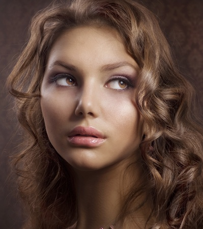 Beauty Portrait Stock Photo - 8721428