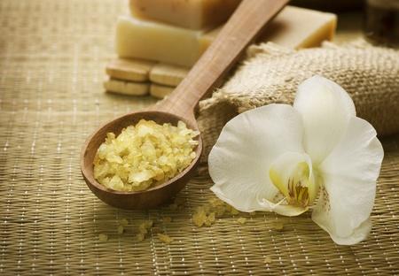 bath salts: Spa Salt