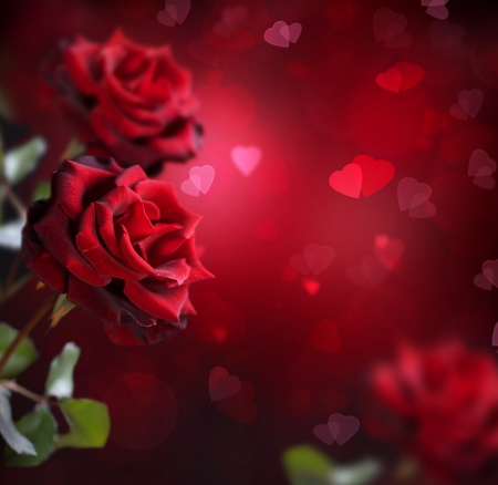 Valentine or Wedding Card photo