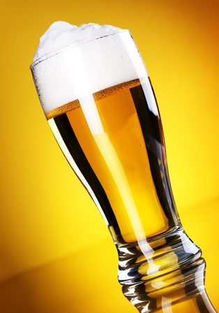 drafts: Beer Stock Photo