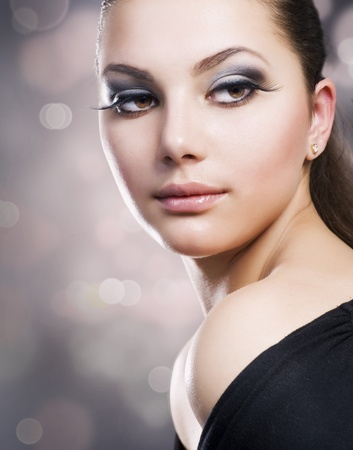 nice looking: Beautiful Girl portrait