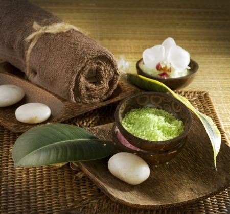 Spa Treatments Stock Photo - 9082713