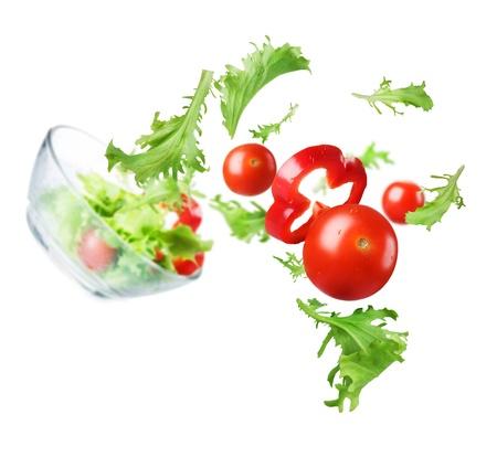 ensalada de tomate: Ensalada
