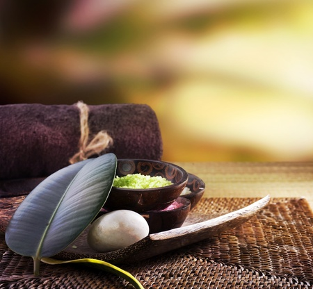 spa therapy: Spa Treatments