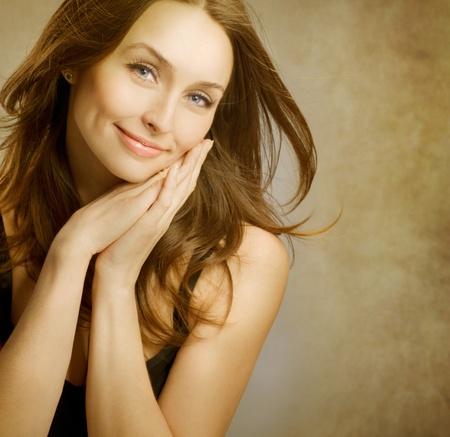 beauty girl pretty: Romantic Beauty