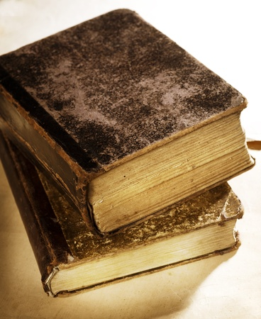 old books: Sehr alte B�cher