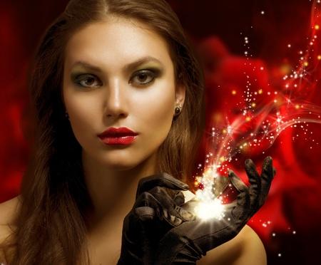 czarownica: Magic Woman