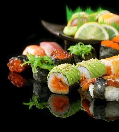 Sushi Stock Photo - 9722597
