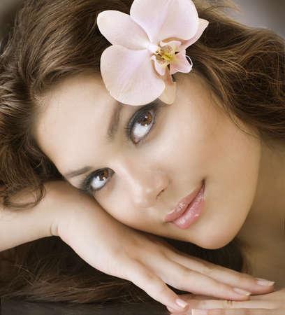 Spa Beauty. Healthy Skin photo
