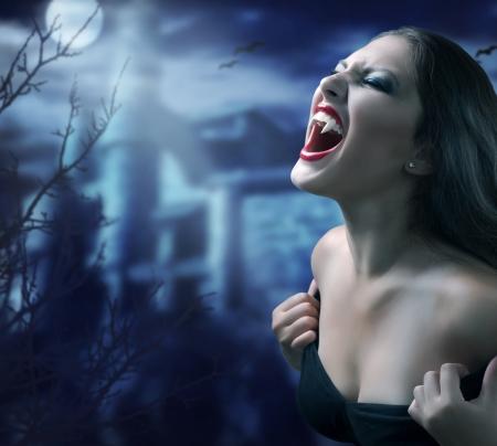 Vampire Stock Photo - 9968983