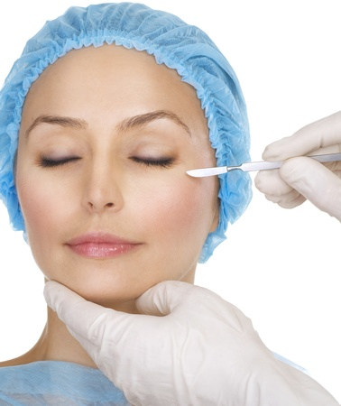 Plastic surgery Stock Photo - 10042815