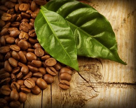 grano de caf�: Caf� backround Foto de archivo