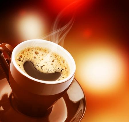 tazzina caff�: Caff�  Archivio Fotografico