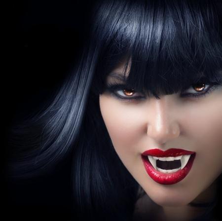 bloodshot: Vampire Stock Photo