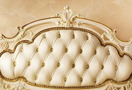 chambre luxe: D�tail int�rieur de luxe  Banque d'images