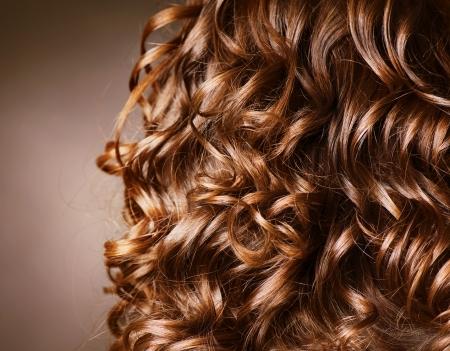 hair highlights: Pelo rizado. Peluquer�a. Ola