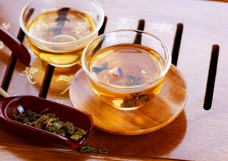 Chinese Tea. Traditional Ceremony Stock Photo - 11329981