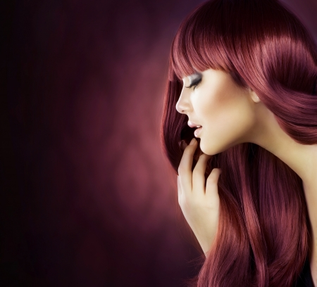 Healthy Hair Stock Photo - 11559881