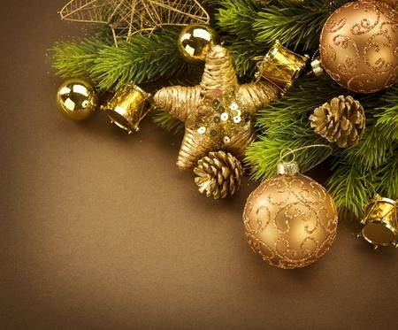 christmas tree background: Christmas