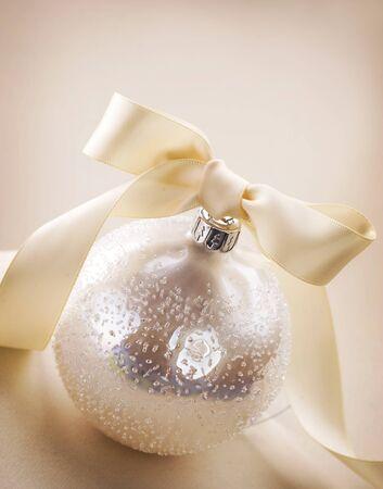 Elegant Christmas Ball photo
