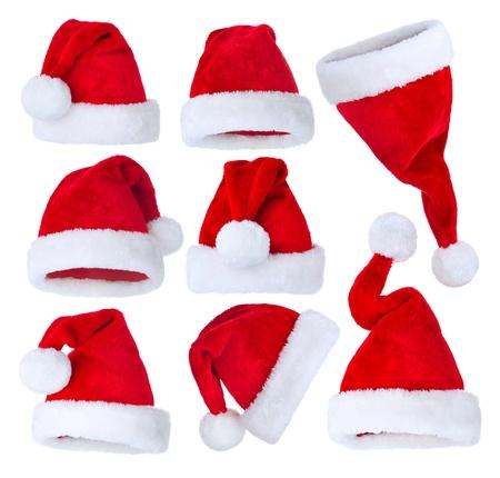 산타 모자: 산타 모자 스톡 사진