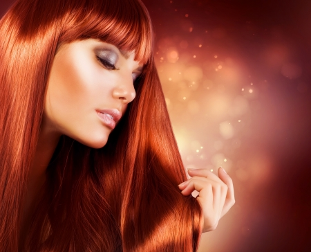Healthy Hair Stock Photo - 11753189