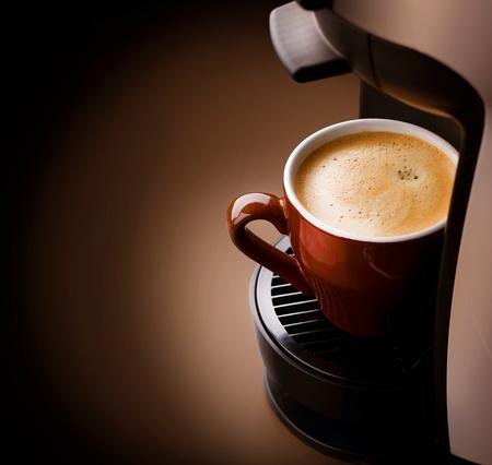 by espresso: Coffee  Stock Photo