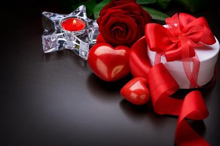 st valentine: Tarjeta de San Valent�n Dise�o Foto de archivo